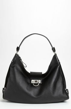 Of course my favorite is over 1k!  Salvatore Ferragamo 'New Fanisa' Leather Hobo available at #Nordstrom