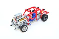 Lego AMC Pacer Super Dragster | filsawgood Lego Technic Creations | Flickr