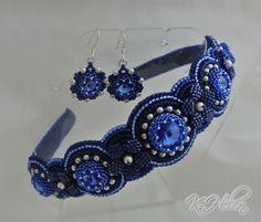Синь-синева | biser.info - всё о бисере и бисерном творчестве