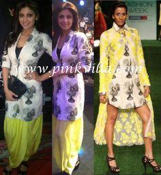 Shilpa Shetty in Masaba