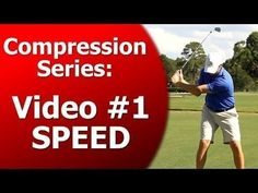 How to Compress a Golf Ball Series - Increase Swing Speed - Video 1 of 7 Stretching Exercises For Seniors, Golf Exercises, Workouts, Flexibility Exercises, Stretches, Golf Swing Speed, Golf Putting Tips, Major Muscles, Muscle Body