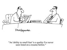 DON'T: List silly or irrelevant qualities on your resume