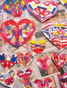 Heart Blotto Valentines