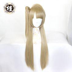 Минами Kotori Косплей Парик Lovelive Любовь Онлайн Для Женщин Теплоизоляционный Синтетические Прямые Волосы