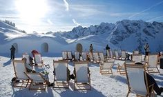 The White Lounge, Mayrhofen