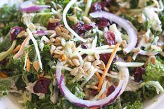 The Best Salad EVER... @Kristine Ho