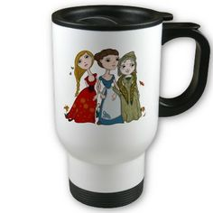 Oh I want it!! Maiden Mother Crone coffee mug =)