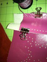 Sewing Stitches are a Basic Life Skill: How to Make a Leather Handbag - Sew Daily