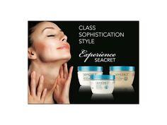 Products Line: Seacret™ Skin Care