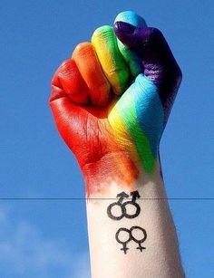 lgbtq support gay homosexual rights equality Gay Pride, Lgbt Rights, Human Rights, Equal Rights, Taste The Rainbow, Lgbt Community, Rainbow Pride, Rainbow Flag, Rainbow Boys