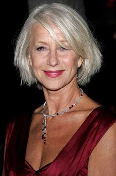 18.Bob Haircut for Older Women