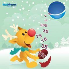 """""""Jeszcze więcej za więcej 2012"""" to najnowsza promocja dla klientów HaloNet. Teraz za określone doładowania otrzymujesz więcej minut! Promocja jest aktualna do 31.12.12 http://www.halonet.pl/promocje/jeszcze-wiecej-za-wiecej-2012/"""