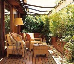 Veranda, Teras & Balkon / Terrace & Balcony / Terrasse und balkon