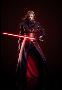 Darth Delator, The Dark Lord of the Sith by VampireDarlla