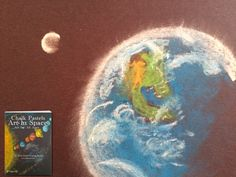 Out of this world Space Art - art for all ages with planets, comets, night sky, nebula and more.