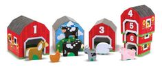 Melissa and Doug Nesting, Sorting Barns and Animals -- Be sure to check out this awesome product.