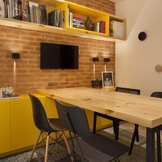 "@arqmmoura's photo: ""Direto do forno, as fotos da nossa nova casa, por MCA Studio!! #arqmmoura #tripper #gabimaciel #office #salanova #coworking #ipanema #topcenter #lzstudio #mallc #urbanartsrj #design #architecture"""