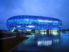 2012 Champions League Final Venue - Soccer / Football
