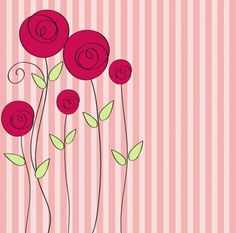 http://www.freepik.com/free-vector/hand-drawn-style-floral-romantic-background_609441.htm