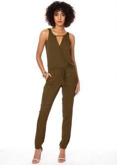 ARIA SURPLICE JUMPER #style #fashion #trend #onlineshop #shoptagr