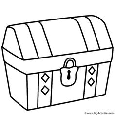 how to draw a treasure chest 10 steps with pictures wikihow