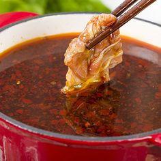 Chinese fondue (hotpot) - recept - okoko recepten