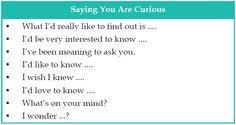 Contoh Dialog Bahasa Inggris dan Arti: Curiosity