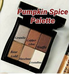 I love all things Pumpkin Spice, but Wow on the Pumpkin Spice Eye Color Palette. Get yours today. www.marykay.com/rhardy2