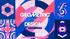 Level up your Illustrator skills & unleash your creativity by taming & mastering a range of tools & techniques for creating precise, eye-catching & unique geometric designs in Adobe Illustrator with our special tips & workflows ranging from beginner to advanced levels. #graphicdesign #tutorial #skillshare #illustratortutorial #geometricdesign #geometry #grids #geometricart #trend #adobeillustrator