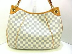 or has problems. 4 Poor condition, obviously used and/. or has minor problems. Louis Vuitton Galliera Pm, Louis Vuitton Damier, Buttery Biscuits, Bags, Fashion, Handbags, Moda, Fashion Styles, Fashion Illustrations
