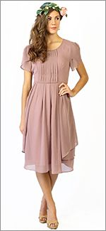 Cassidy Dress *CLEARANCE* [MDS6890] - $59.99 : Mikarose Boutique, Reinventing Modesty