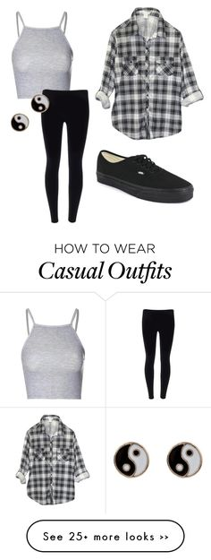 """""""Casual"""" by julianna-friese on Polyvore"""