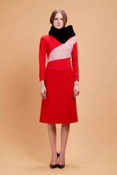 Paule Ka | Pre-Fall 2014 Collection | Style.com