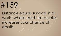 Zombie Apocalypse Survival Tip #159