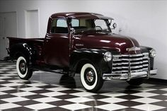 Chevy 1500 Pickup Truck