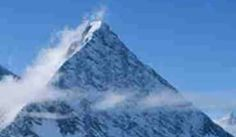 Ancient pyramids, possibly man-made, discovered in Antarctica