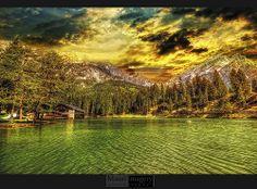 Sunset Lake[Explore]2000+ views