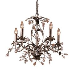 My new fascination...chandeliers for the bedroom and master bath...got the idea from RHOBH Kyle Richards
