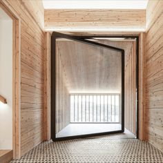 """Between 2018 and 2020, the air-lux pivoting door has won several awards. The crowd-puller at BAU Munich 2019 has already received an award from the AIT Innovation Competition and later in the year the DETAIL Product Prize 2019 from the trade journal for architecture. In the context of the German Design Award 2020, the air-lux pivot door wins in the category """"excellent product design"""". A few months later, our pivot door won the German Innovation Award 2020!  #pivot #pivotdoor #airluxwindows Pivot Doors, Entry Doors, Design Awards, Oversized Mirror, Architecture, Munich, Product Design, Switzerland, Crowd"""