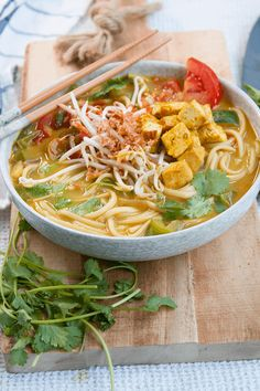 Thai Recipes, Asian Recipes, Healthy Recipes, Clean Eating Recipes, Cooking Recipes, Curry Soup, I Love Food, Food For Thought, Food Thailand