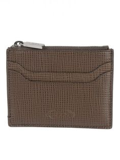 TOD'S Tod's Textured Card Holder. #tods #wallets