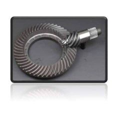 UNIVERSAL AUTO GEARS from Kolar, Karnataka (India) is a manufacturer, supplier and exporter of Hypoid Spiral Bevel Gears at the best price. Spiral Bevel Gear, Gears, Mesh, Good Things, Top, Gear Train, Fishnet, Tulle