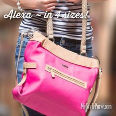 Miche Alexa Collection available in 4 sizes at MyStylePurse.com