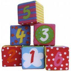 playful sensory cubes