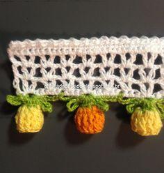 Puntilla a crochet