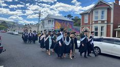 From Guam to managed isolation: The epic graduation journey ending in Castle St | Stuff.co.nz
