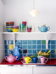 New tea set from the RICE Italian Tableware Collection