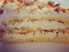 Vanilla Cake, Tart, Sweet Tooth, Cheesecake, Food And Drink, Baking, Desserts, Image, Cake