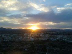 Atardecer en Huércal Overa (Almería) / Sunset over Huércal Overa (Almería), by @mnavarma