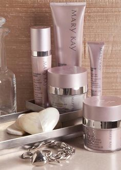 It's never too late to help rescue skin from the damage of the past and recapture a vision of youthfulness.  www.marykay.com /lgonzalez88